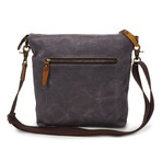 Messenger Bag // Dark Gray