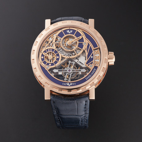 DeWitt Academia Grand Tourbillon Manual Wind // AC.GT.003 // Store Display