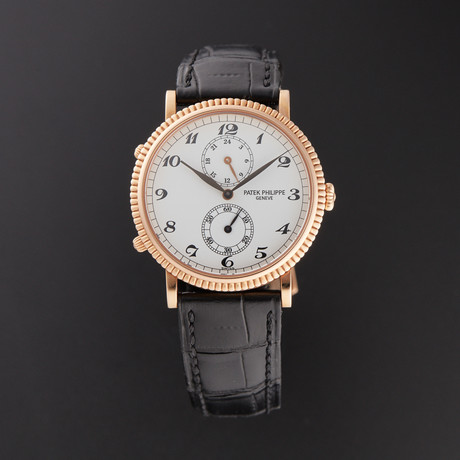 Patek Philippe Travel Time Calatrava Manual Wind // 5034R // Pre-Owned