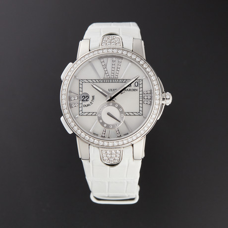 Ulysse Nardin Executive Dual Time Lady Automatic // 243-10B/391 // Store Display