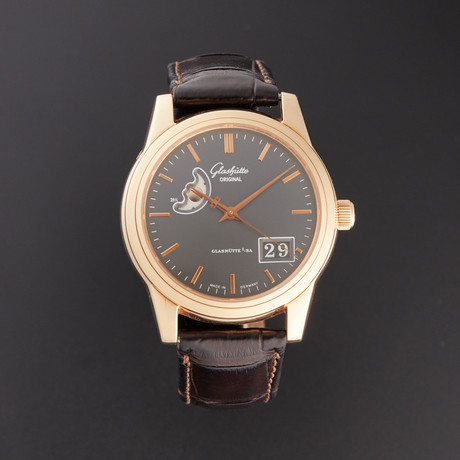 Glashutte Senator Panorama Date Moonphase Automatic // GSP // Pre-Owned