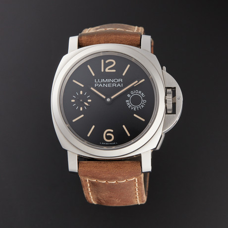 Panerai Luminor Marina Manual Wind // PAM00590 // Pre-Owned