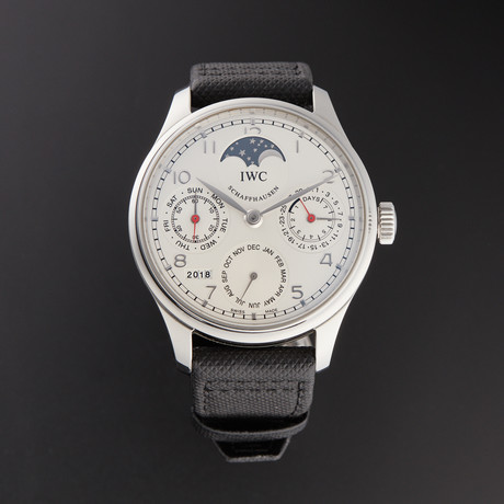 IWC Portuguese Perpetual Calendar Automatic // IW502308 // Pre-Owned