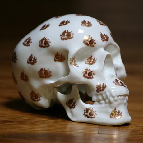 Skull Salutation by NooN