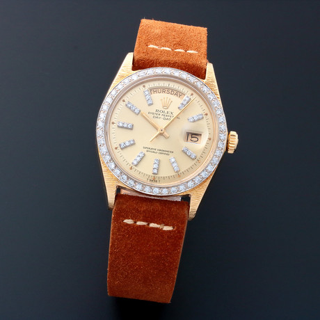 Rolex President Day Date Automatic // Pre-Owned