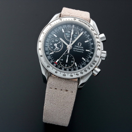 Omega Speedmaster Sport Day Date Chronograph Automatic // 35235 // Pre-Owned