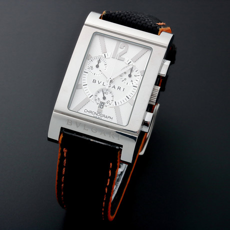 Bulgari Chronograph Quartz // RT49CH // Pre-Owned