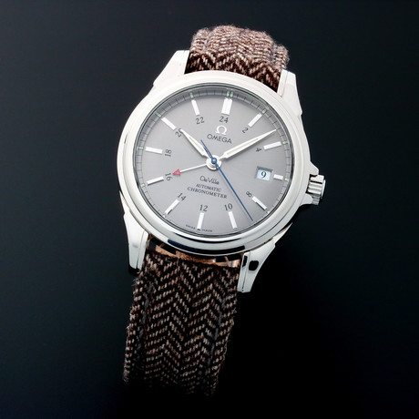 Omega GMT Chronometer Automatic // 78133 // Pre-Owned