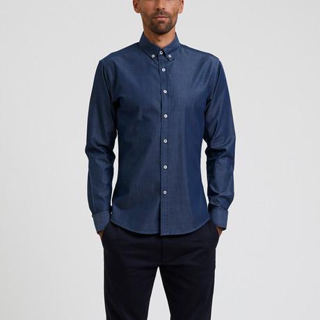 Classic Denim Shirt // Denim (S)