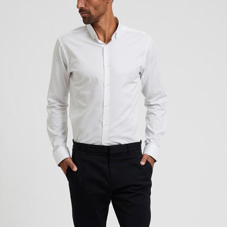 Classic Self Shirt // White (S)