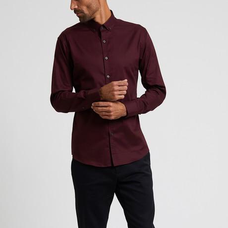 Self Shirt // Burgundy (S)