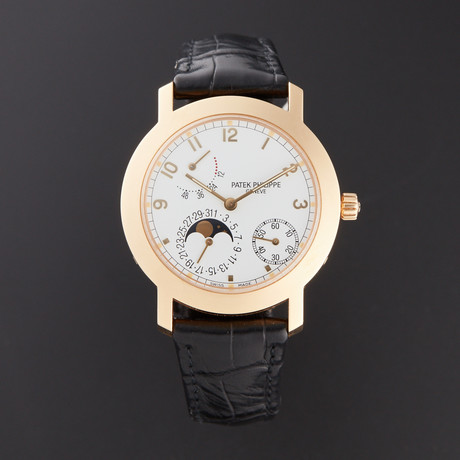 Patek Philippe Complication Moonphase Power Reserve Automatic // 5055J // Pre-Owned