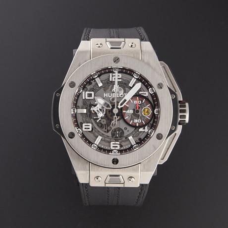 Hublot Big Bang Ferrari Chronograph Automatic // 401.NX.0123.GR // Pre-Owned