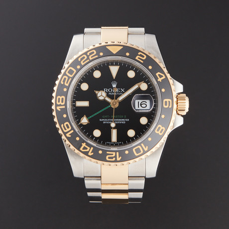 Rolex GMT Master II Automatic // 116713 // Random Serial // Pre-Owned