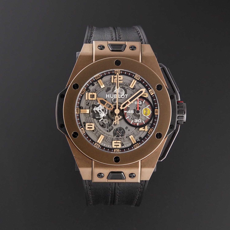 Hublot Big Bang Ferrari Magic Gold Automatic    401.MX.0123.VR ... c916e1dfca