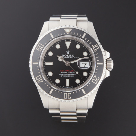 Rolex Sea-Dweller Automatic // 126600 // Pre-Owned