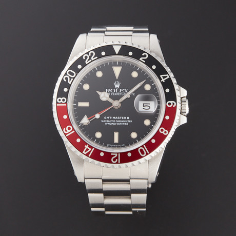 Rolex GMT Master II Automatic // 16710 // Pre-Owned