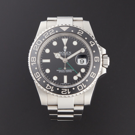 Rolex GMT Master II Automatic // 116710 // Pre-Owned