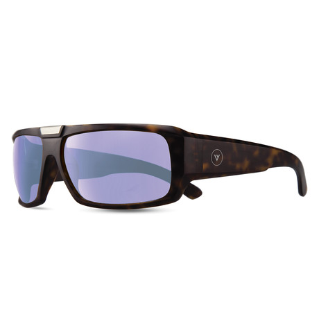 Apollo Sunglasses // Glass Lenses // Matte Tortoise + Lavender