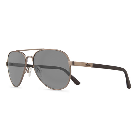 Raconteur Sunglasses // Glass Lenses // Gunmetal + Graphite