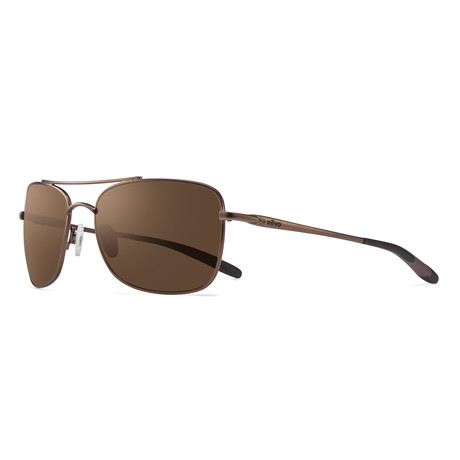 Territory Sunglasses // Brown + Terra