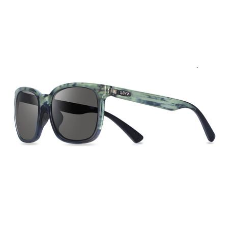 Slater Sunglasses // Matte Black Ice + Graphite