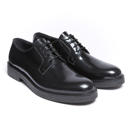 Plain Derby // Black // FD2033 (Euro: 40)