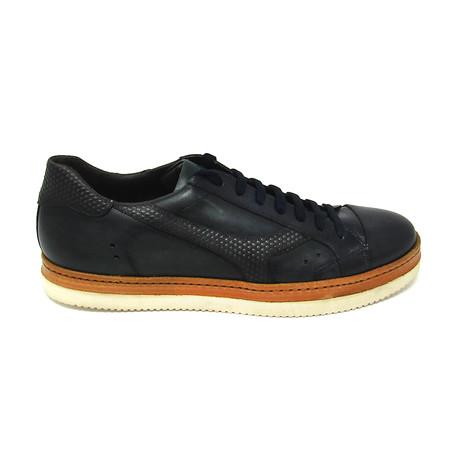 Carrera Sneaker // Blue (Euro: 39.5)