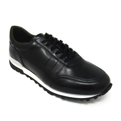 Carrera Sneaker // Vintage Black (Euro: 39.5)