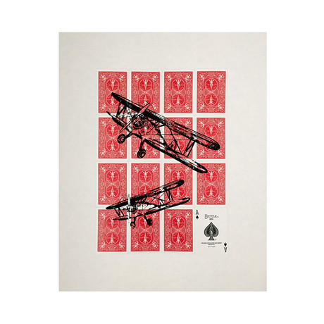 Plane // Ace Of Spades