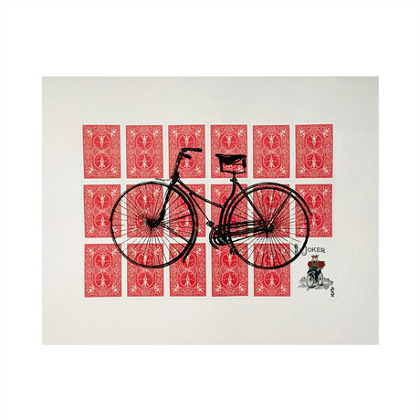 Bicycle (Colorful Joker)