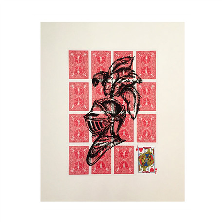 Knight (Jack Of Clubs)