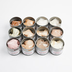 Coffee House Sugar Collection // Set of 12