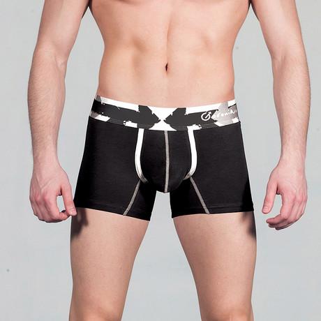 1665 B7 Boxer // Black (S)