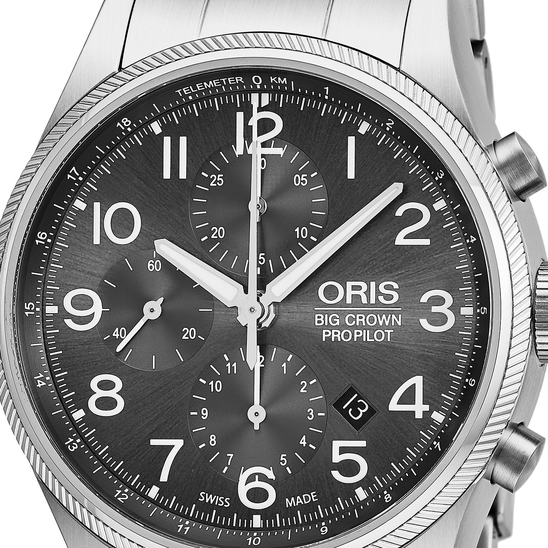 4c27e3e97 Oris Big Crown ProPilot Chronograph Automatic // 01 774 7699 4063-07 8 22