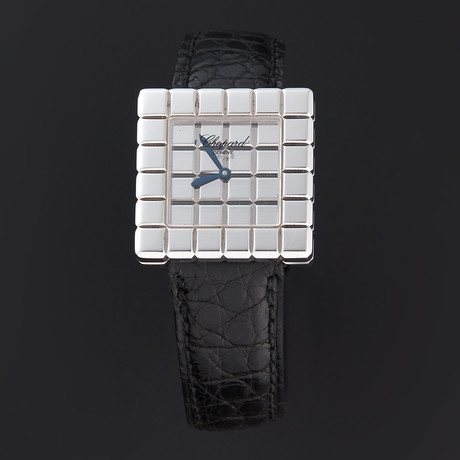 Chopard Ice Cube By De Grisogono Quartz // 127407 // Store Display
