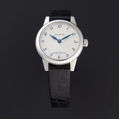Montblanc Boheme Date Quartz // 111206 // Store Display