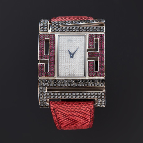 Chopard Ladies Xtravaganza Quartz // 13/7126-401 // Store Display