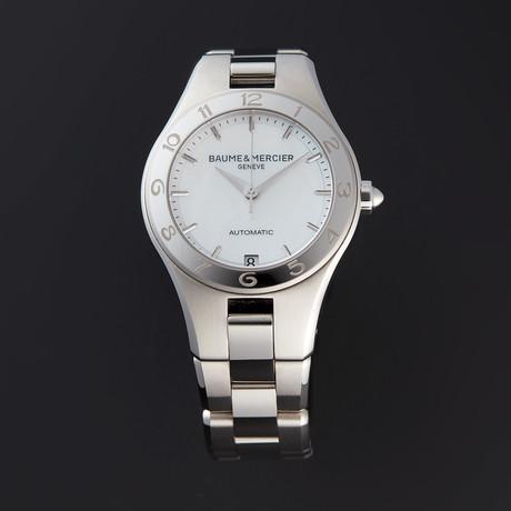 Baume & Mercier Linea Automatic // MOA10035 // Store Display