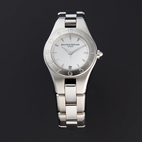 Baume & Mercier Linea Quartz // MOA10009 // Store Display