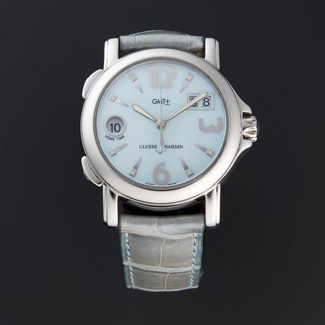 Ulysse Nardin GMT Big Date Lady Automatic // 223-22/683 // Store Display