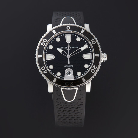 Ulysse Nardin Lady Diver Automatic // 8103-101-3/02 // Store Display
