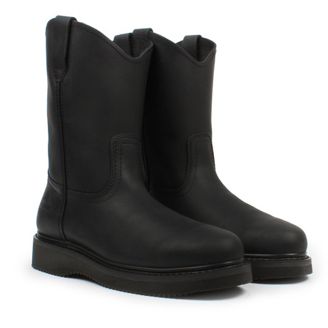 Wellington Work Boots // Black (US: 5)