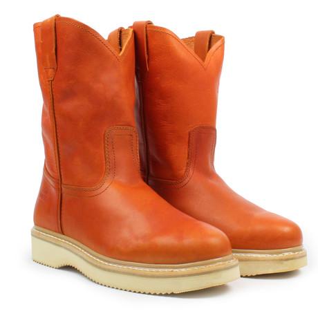 Wellington Work Boots // Miel (US: 5)