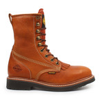 Lacer Work Boots // Light Brown (US: 5.5)