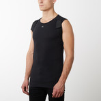 Posture Correction Tank Top // Black (L)