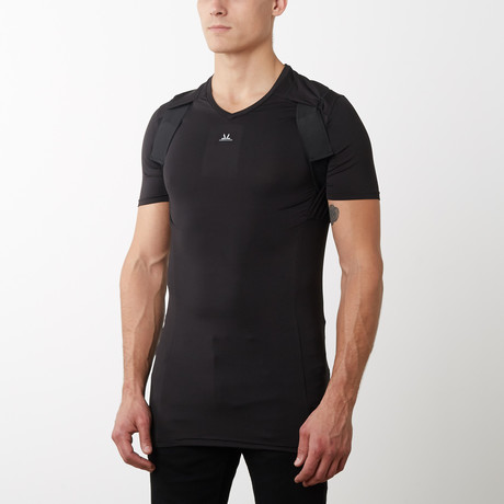 Posture Performance Shirt // Black (XXS)