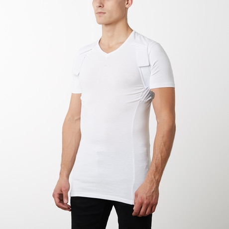 Posture Correction Shirt // White (XXS)