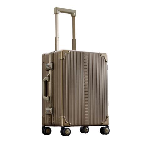 """21"""" Aluminum Classic Carry-On // Bronze"""