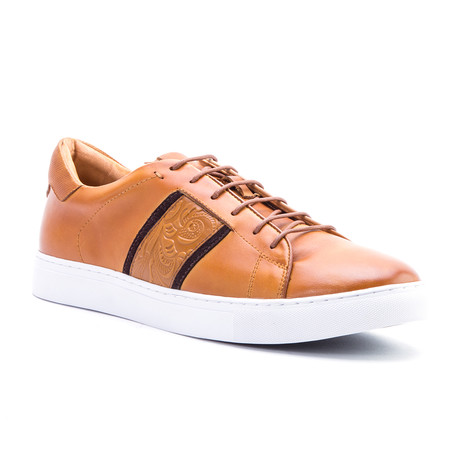 Delgado Sneakers // Cognac (US: 7)